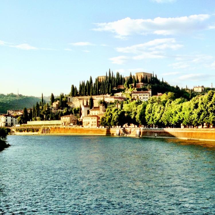 verona's river