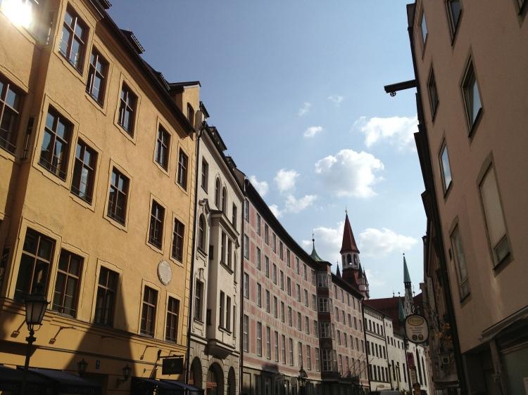 munich street