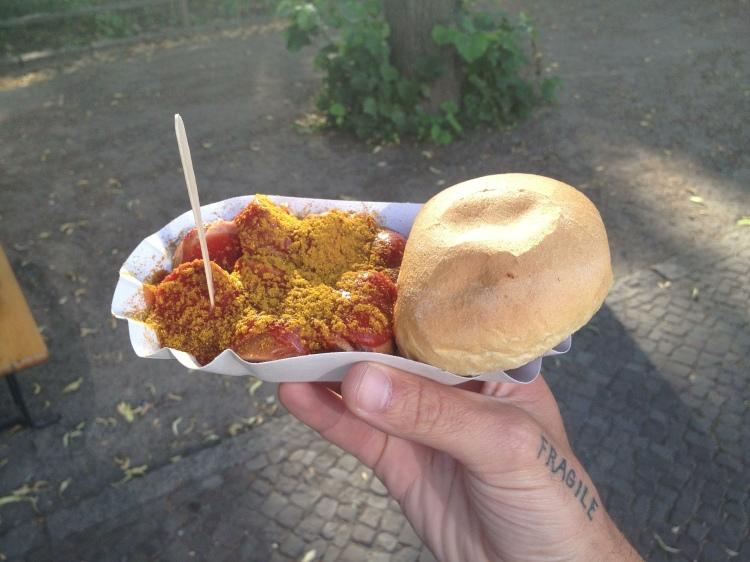 curry wurst biatch