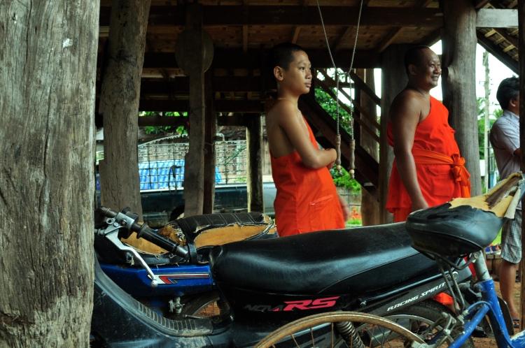 host monks