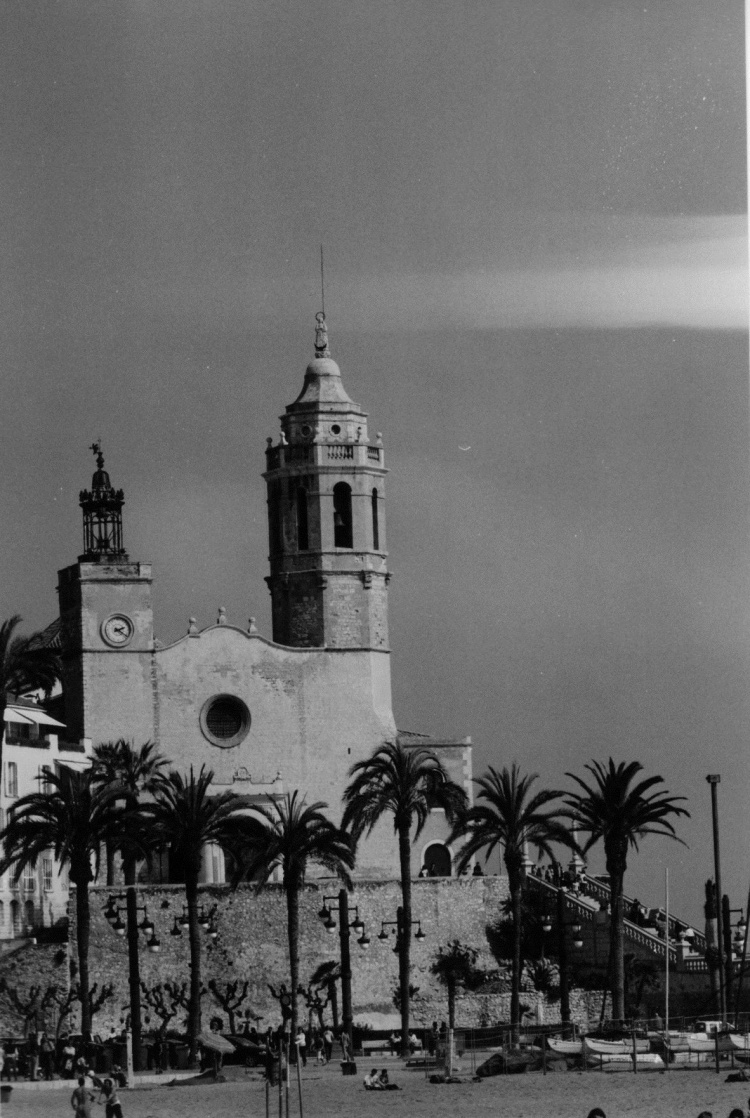 sitges viejo cathedral